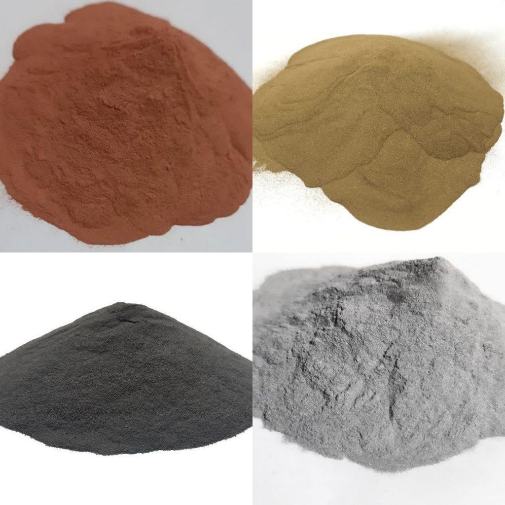 پودر فلزات و کاربردهای متداول آنها – فروش انواع پودر فلزات