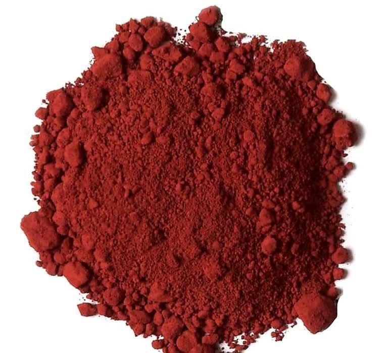 اکسید آهن قرمز سنتزی
